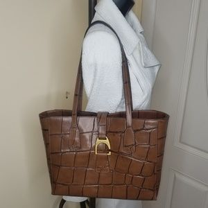DOONEY & BOURKE BAG RARE DESIGNER PURSE 1 LEFT